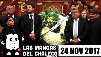 Las Mangas del Chaleco Morena falta a Asamblea; foto de Mancera, Margarita y Moreno Valle