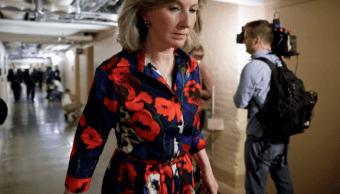 Legisladora Barbara Comstock denuncia acoso sexual en el Congreso de Estados Unidos