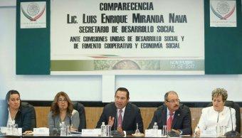 sedesol se compromete blindar programas sociales jornada electoral 2018