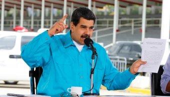 Maduro ordena refinanciar toda deuda externa Venezuela