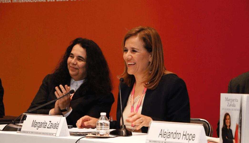 Aspirantes a una candidatura presidencial acuden a la FIL Guadalajara