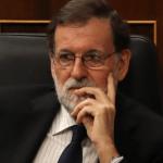 Mariano Rajoy comparece ante el Congreso, habla de las elecciones en Cataluña