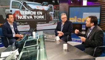 Maruan Soto Antaki advierte nueva etapa de legtimización del Estado Islámico