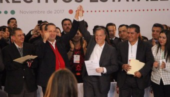 meade recibe respaldo 32 dirigentes estatales pri
