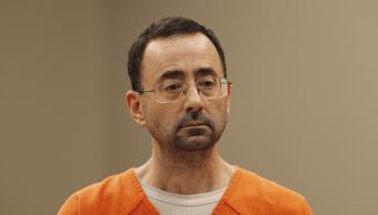 Médico acusado de abuso sexual a gimnasta