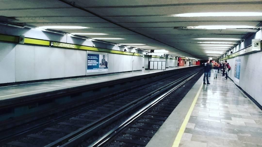 Estación del Metro Guerrero, Línea 3, de la CDMX