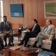 Michel Temer recibe al canciller Luis Videgaray en Brasil
