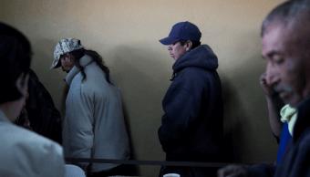 Migrantes mexicanos en EU. (AP, archivo)
