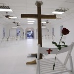 Transforman iglesia masacrada de Texas en monumento a víctimas