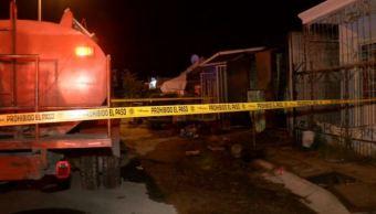 Mueren madre e hijo durante incendio en Jalisco