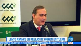 Grandes Avances Renegociación Tlcan Juan Pablo Castañón