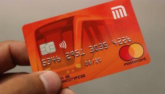 Presentan nueva tarjeta multifuncional para ingresar al STC Metro
