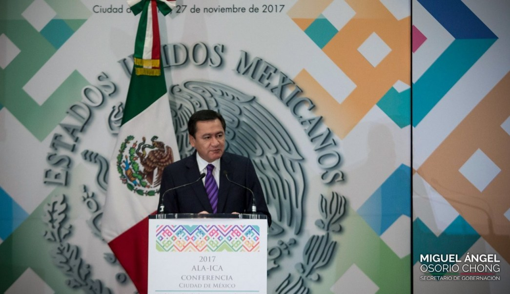 Archivos, componentes indispensables de toda democracia: Osorio Chong
