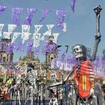 Ofrenda Monumental del Zócalo de CDMX estará hasta el fin de semana