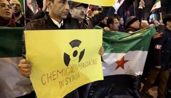 ONU rechaza propuesta Rusia armas químicas Siria