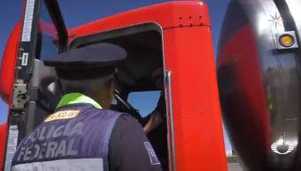 enpunto policia federal operativo robo combustible