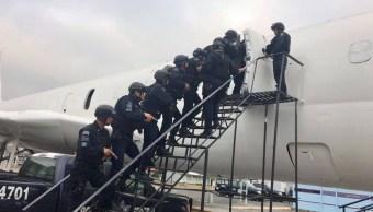 PF reforzará la seguridad en Nuevo León