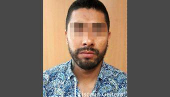 Óscar Antonio 'N' presunto asesino del bar Áttico
