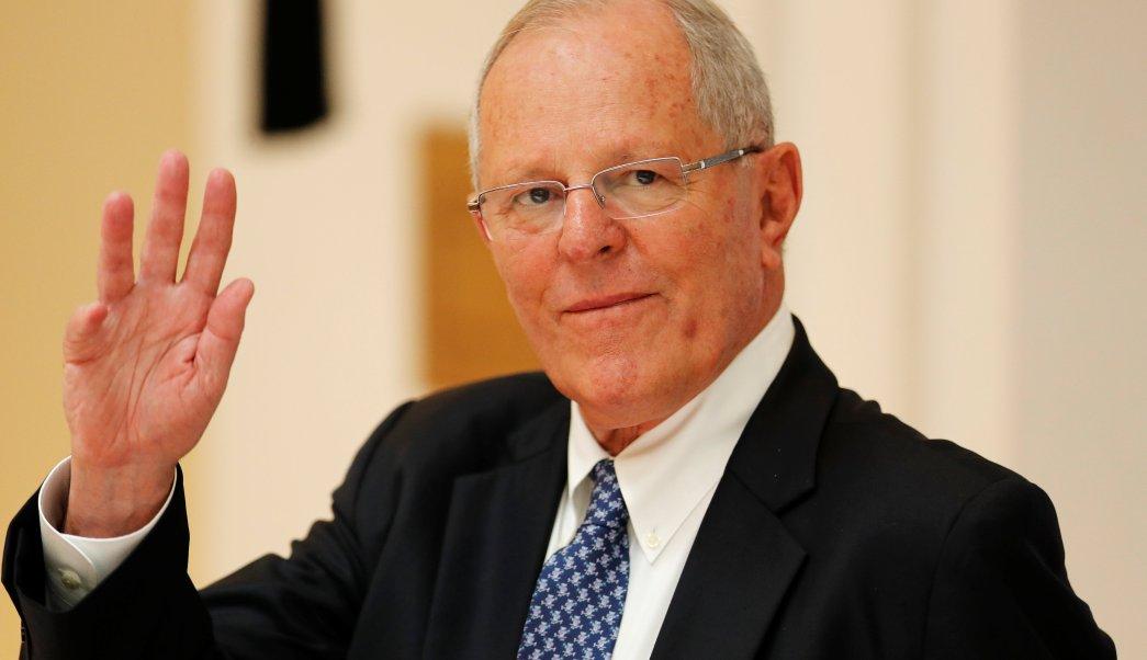 Presidente Perú niega que Odebrecht financiara su campaña