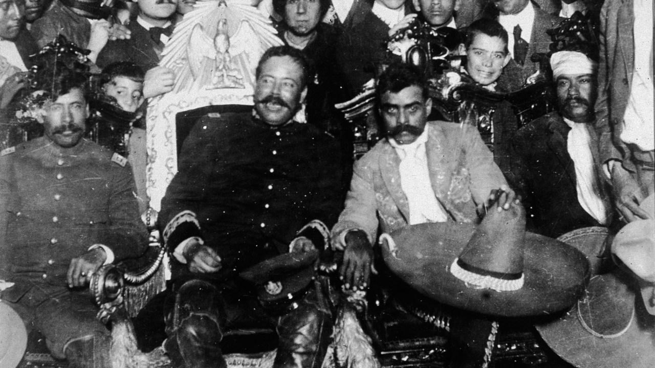 Historias peculiares de la Revolución Mexicana