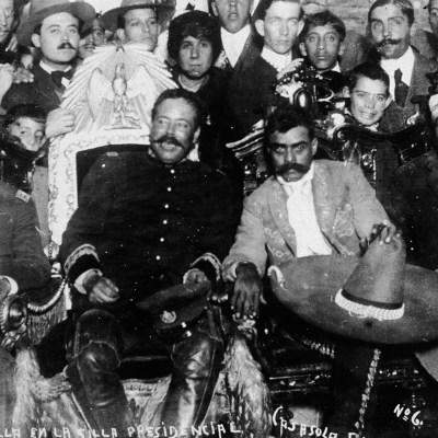 Las 75 esposas de Villa y otras historias peculiares de la Revolución