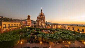 Panorámica de San Miguel de Allende
