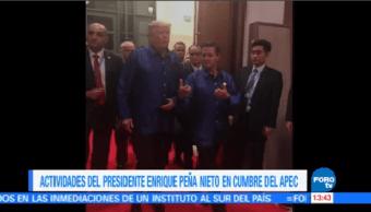 Peña Nieto Participará Plenaria Cumbre Apec Vietnam