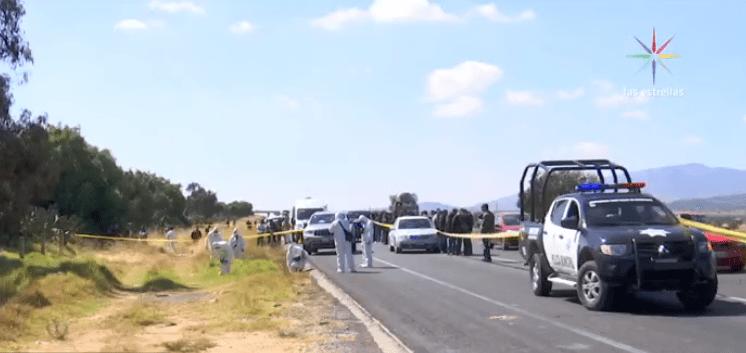 Peritos de la Fiscalía del Edomex investigan muerte de Adolfo Lagos