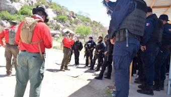 Refuerzan seguridad en el 'Triángulo Dorado'