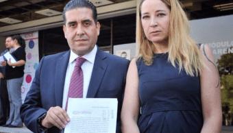 PRI presenta Fepade denuncia dirigente del PT