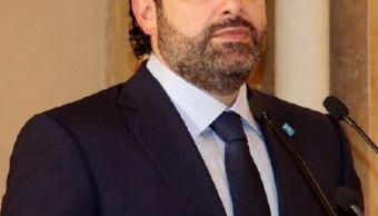 Primer ministro de Líbano Saad Hariri dice que volverá a su país