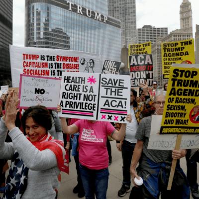 Crece afiliación a Obamacare pese a esfuerzos de Trump por revocarlo