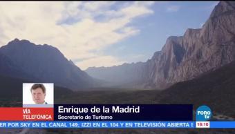 Pueblos mágicos contarán con conectividad superior Enrique de la Madrid