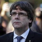 Carles Puigdemont se entrega a la Policía de Bélgica