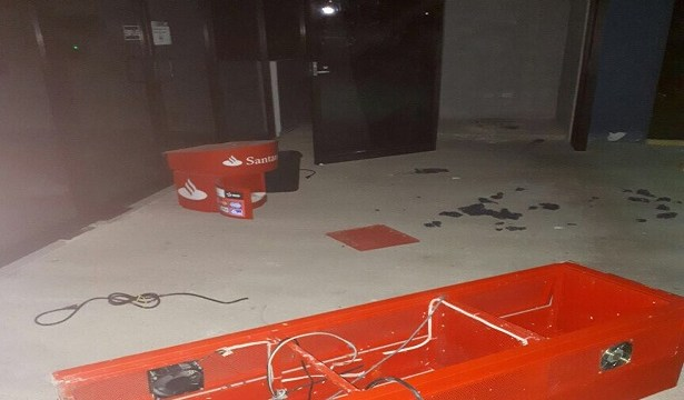 Roban cajero automático en campus de la Universidad Tecnológica de Cancún