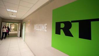 Estados Unidos defiende registro televisión rusa RT como agente extranjero