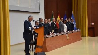 nauguran Primer Congreso Internacional de Seguridad Aérea