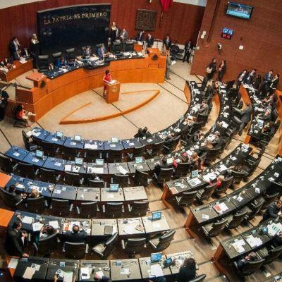 Senado aprueba ascenso de 148 elementos de la Semar y la Sedena