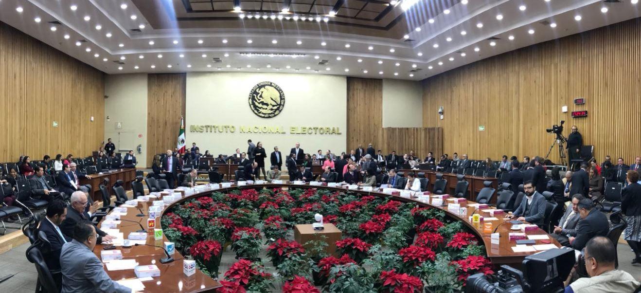 ine fortalecera fiscalizacion campanas 2018