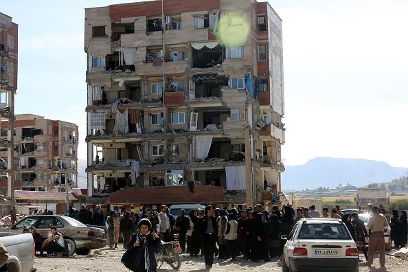 Sismo en iran e irak deja cientos de muertos y miles de heridos