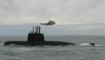 Armada argentina ha rastreado la 'mitad de área' donde desapareció submarino