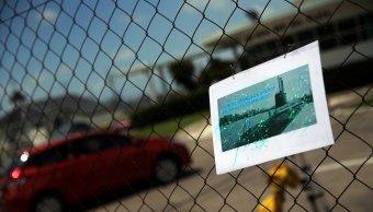 Investigan anomalía hidroacústica que pudo generarse submarino argentino