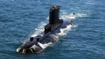 submarino argentino siniestrado en el mar atlantico