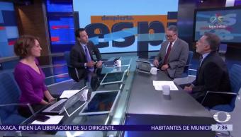 Tareas legislativas de noviembre, análisis de René Delgado