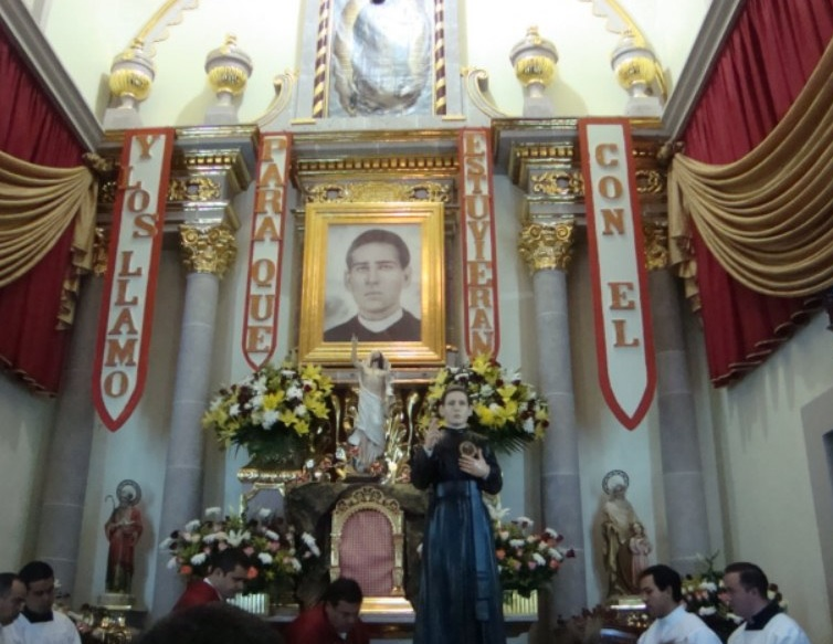 Esperan más de 300 mil peregrinos en santuario de Toribio Romo