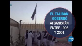 Tras 16 años de combates el Talibán recupera poder