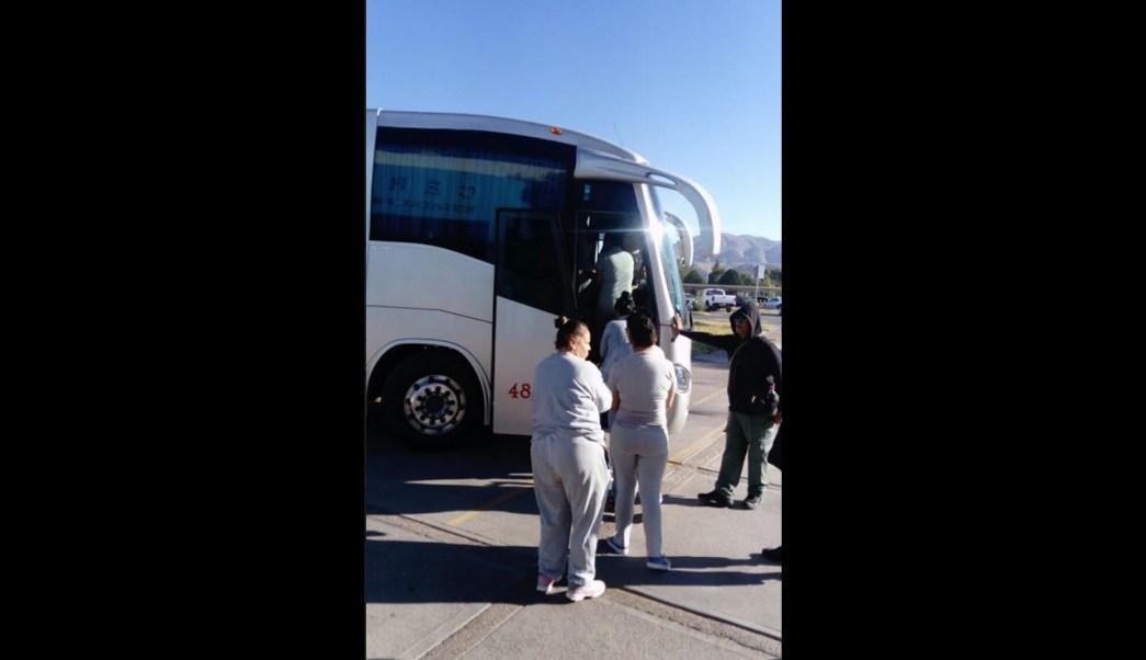 Trasladan a 45 internas de penal en Chihuahua a Cd. Juárez