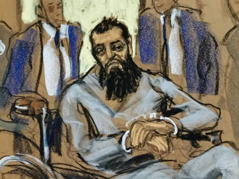 El hombre del atentado en Nueva York podría recibir pena de muerte