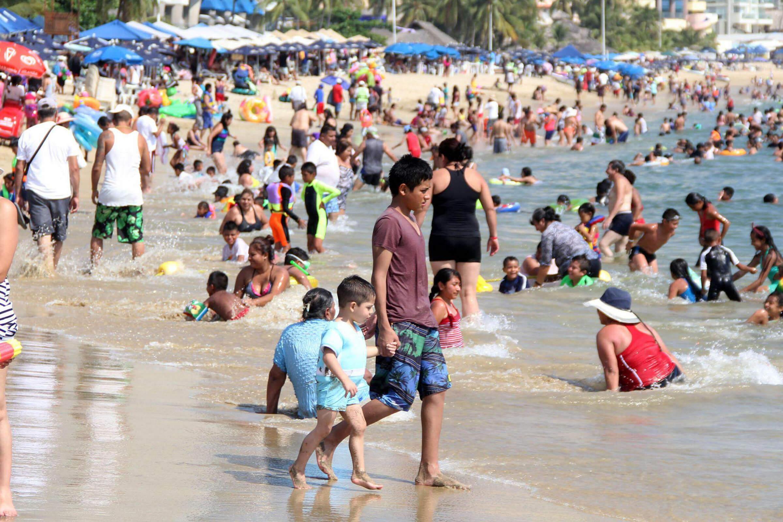 Destinos turísticos de Guerrero al 90% de ocupación hotelera