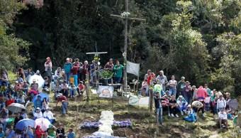 A año tragedia equipo futbol brasileño Chapecoense